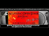 Flic Flac Acoustic Open Stage Vol 29 - Meister Michel