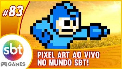 SBT no Minecraft - Mega Man aparece no SubMundo do Mapa