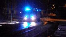 ALARMOWO 330[D]21 330[D]25 339[D]97 JRG Kąty Wrocławskie i OSP Gniechowice do zdarzenia drogowego
