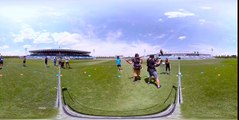 Gareth Bale & Marcelo in 360 Football Tennis -- Gamedayplus -- adidas Football