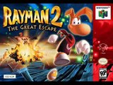 Rayman 2: The Great Escape - The Bayou (N64 version)