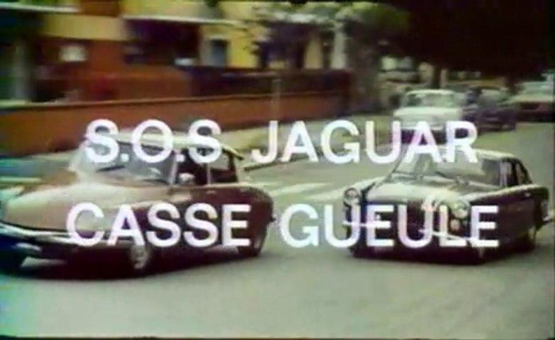 S.O.S Jaguar Opération Casse Gueule - Stelvio Massi