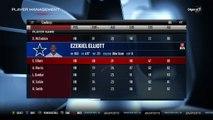 Early Madden 17 Ratings Cowboys ft. Dez Bryant  Ezekiel Elliot