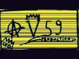 AV59 Live - BLITZKRIEG BOP