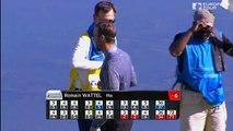 Nordea Masters (T3) : la réaction de Romain Wattel