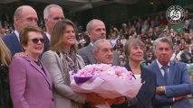 Roland-Garros 2016 - Mauresmo au Hall Of Fame