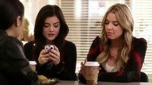 """Pretty Little Liars Episode 20 """"Someone To Watch Over Me"""" Happiness for Hanna"""