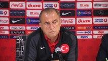 Türkiye Futbol Direktörü Terim Basın Toplantısı -3-
