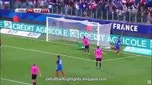 Olivier Giroud - Super Goal HD - France 1-0 Scotland 04.06.2016 HD