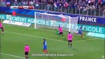 1-0 Olivier Giroud Goal HD - France 1-0 Scotland - 04.06.2016 HD