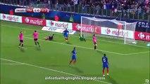 2-0 Olivier Giroud Goal HD - France vs Scotland 04.06.2016 HD
