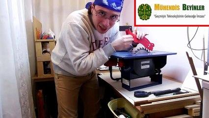 Tezgah Testere Nedir, Tezgah Testere Nasıl Kullanılır - How to use counter saw