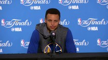 Stephen Curry finds talk of him being face of NBA 'annoying' Game 1 Preview 2016 NBA Finals