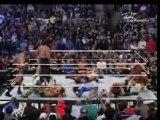 Royal Rumble Match 2007 4eme partie