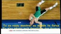 Vidéos actualités   m6 actu 28 10 2009   vidéo gandrange   une chanson très    métallique !   avec M6 Bonus2