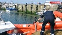 Douarnenez. Les marins-pêcheurs formés à la lutte anti-pollution