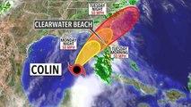 Tropical Storm Colin expected to slam Florida's Gulf Coast