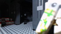 Lego Minecraft: Iron Man (stop-motion animation / brickfilm) comedy film