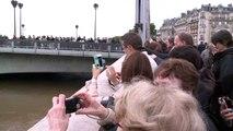 Paris: nível do Sena começa a cair lentamente