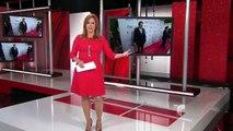 Estrellas de Telemundo en alfombra roja El Poder En Ti Al Rojo Vivo Telemundo