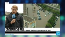 France Floods; River Seine Keeps Rising In Paris, Louvre Museum News 2016