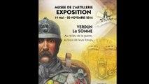 Verdun - La Somme / Expo 2016 - Promenade dans l'expo