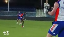 Checkout Catches Win Matches Training