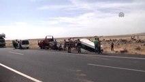 Diyarbakır'da Trafik Kazası: 6 Ölü, 4 Yaralı