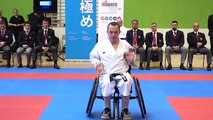 Franck Duboisse World Karate Champion 2014 Handikarate I karate karate for disabled people