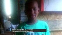 SP: Policiais que mataram menino de 10 anos são afastados das ruas