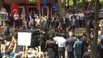 1-Erdoğan, Restorasyonu Tamamlanan Kısıklı Abdullahağa Camiinin İbadete Açılış Törenine Katıldı