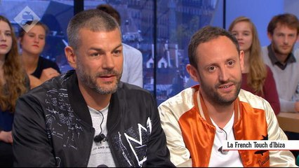 La French Touch d'Ibiza - Le Supplément du 05/06 - CANAL+
