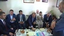 Cumhurbaşkanı Recep Tayyip Erdoğan'ın Taksi Durağı Ziyareti