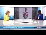 PEGGUY TABU est l'invité du Journal Afrique de TV5MONDE