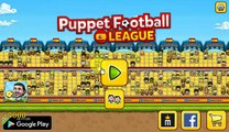 MINI SERIE! PUPPET FOTBALL LEAQUE SPAIN!!