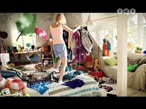 Реклама круасанов 7 Days (ТЕТ, 2016)
