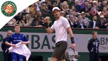 Roland-Garros 2016 - Shots of the day - Jour 15