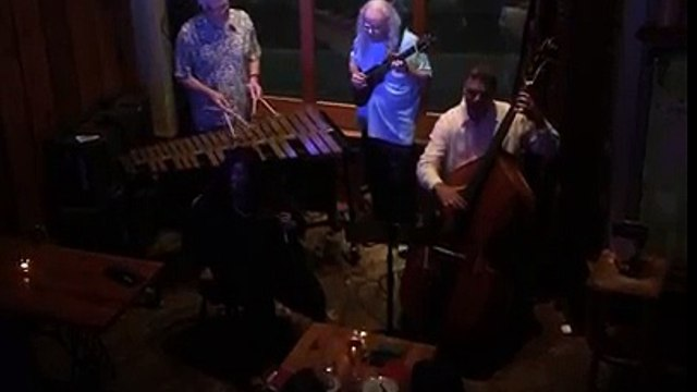 Mike Horsfall & Kevin Deitz @ Corkscrew Wine Bar PDX 6-2-16 w/special guests Tuck & Patti