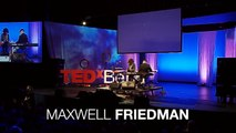 Finding your Voice Maxwell Friedman TEDxBend