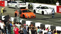 Porsche GT3 RS 9ff VS Porsche 911 Evotech; GT R EcuTek; GT R AMS