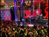 Зара - Счастье над землёй, Стоп-стоп и Ленинград (Партийная зона Муз-ТВ 05.06.2016)