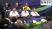 F1 (2016) Monaco GP - Team Principals Press Conference