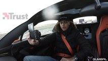 DONUTS in a BUGATTI Veyron Grand Sport Vitesse WRC!