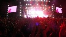 Skrillex Queen Bohemian Rhapsody Bangarang Orange Warsaw Festival Poland 2016