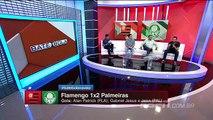 Hofman analisa briga entre torcidas de Flamerda e Palmeiras e se diz contra organizadas