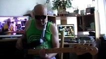 Deodato 42nd street Classic JazzFunk HD720 m2 Basscover Bob Roha