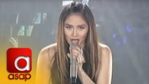 ASAP: Sarah Geronimo sings 'Cheap Thrills'