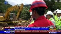 JK Tinjau Proyek Jalan Layang Trans Sulawesi