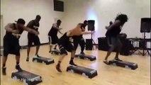 'Xtreme' aerobics: Jane Fonda meets Hip Hop in new gym fad
