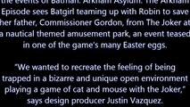 Batman Arkham Knight Batgirl A Matter Of Family DLC